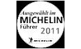 Auszeichnung Michelin 2012