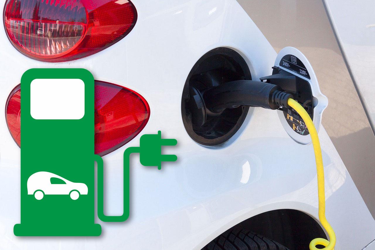 Stromtankstelle für E-Autos in Hann. Münden - Gasthaus Letzter Heller