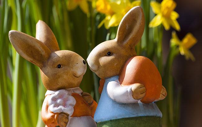 Ostern im Letzter Heller - immer eine gute Idee