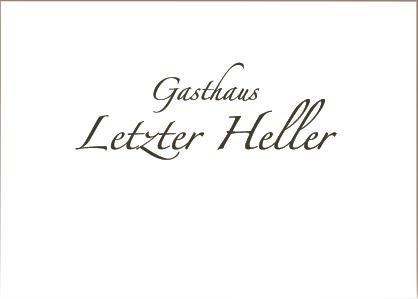 Das Besondere: Gasthaus Letzter Heller in Hann. Münden